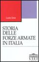 Storia delle forze armate in Italia