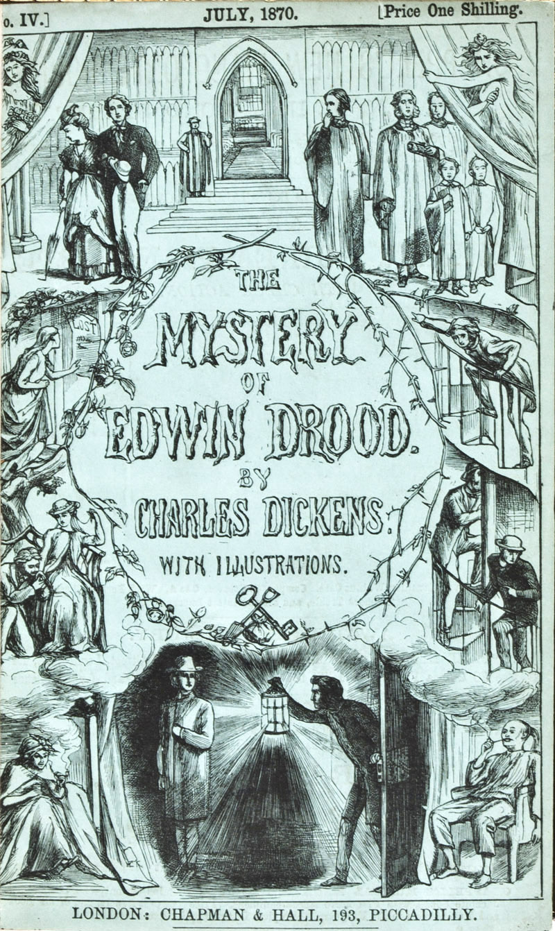 The Mystery of Edwin Drood, 4