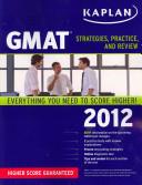Kaplan GMAT 2012