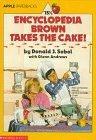 Encyclopedia Brown Takes The Cake