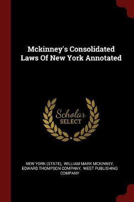 McKinney's Consolida...
