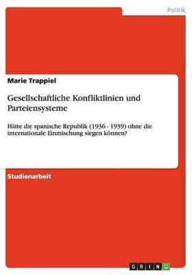 Gesellschaftliche Konfliktlinien und Parteiensysteme