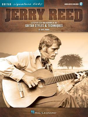 Jerry Reed Signature...