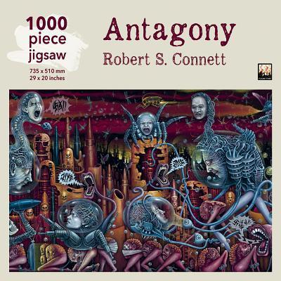 Robert S Connett - Antagony Jigsaw