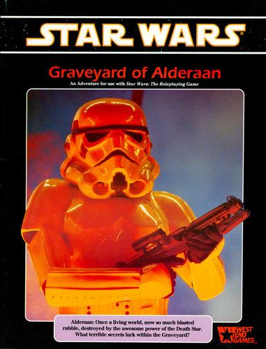 Graveyard of Alderaan