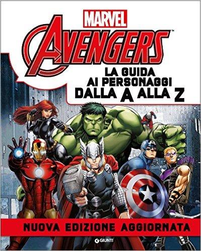 Avengers: La guida ai personaggi dalla A alla Z