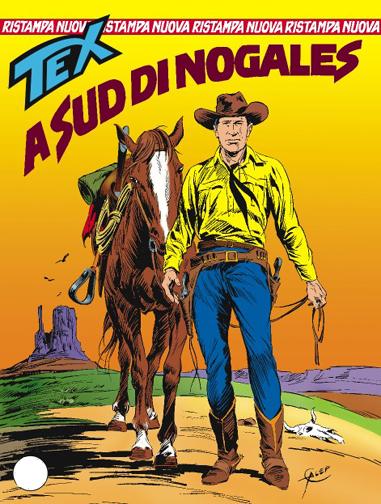 Tex nuova ristampa n. 199