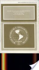 Informe de la Cuarta Reunión Ordinaria del Comité Ejecutivo 1984