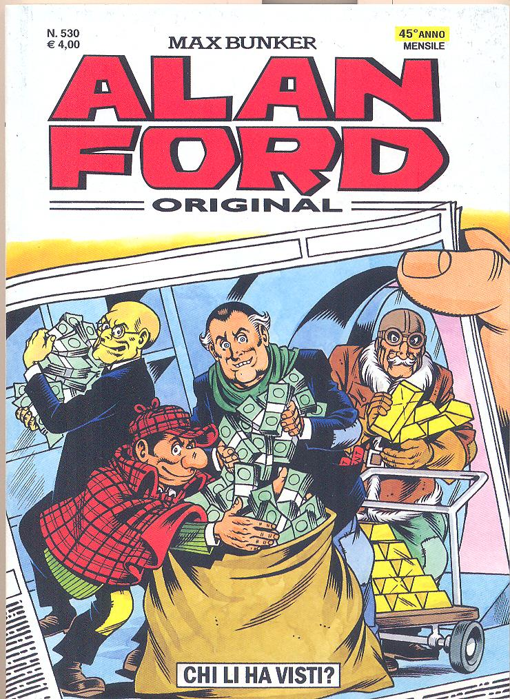 Alan Ford n. 530