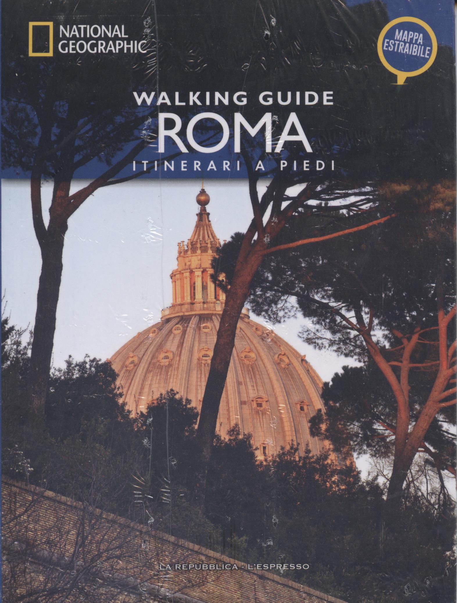 Roma: itinerari a piedi