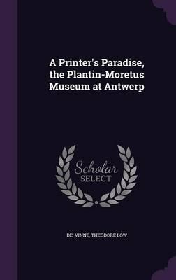 A Printer's Paradise...