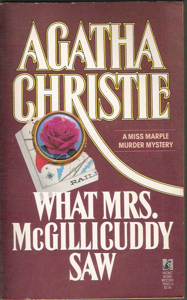 What Mrs McGillicuddy Saw