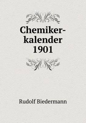 Chemiker-Kalender 1901