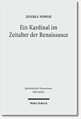 Ein Kardinal im Zeitalter der Renaissance