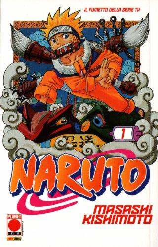 Naruto Il Mito vol. 01