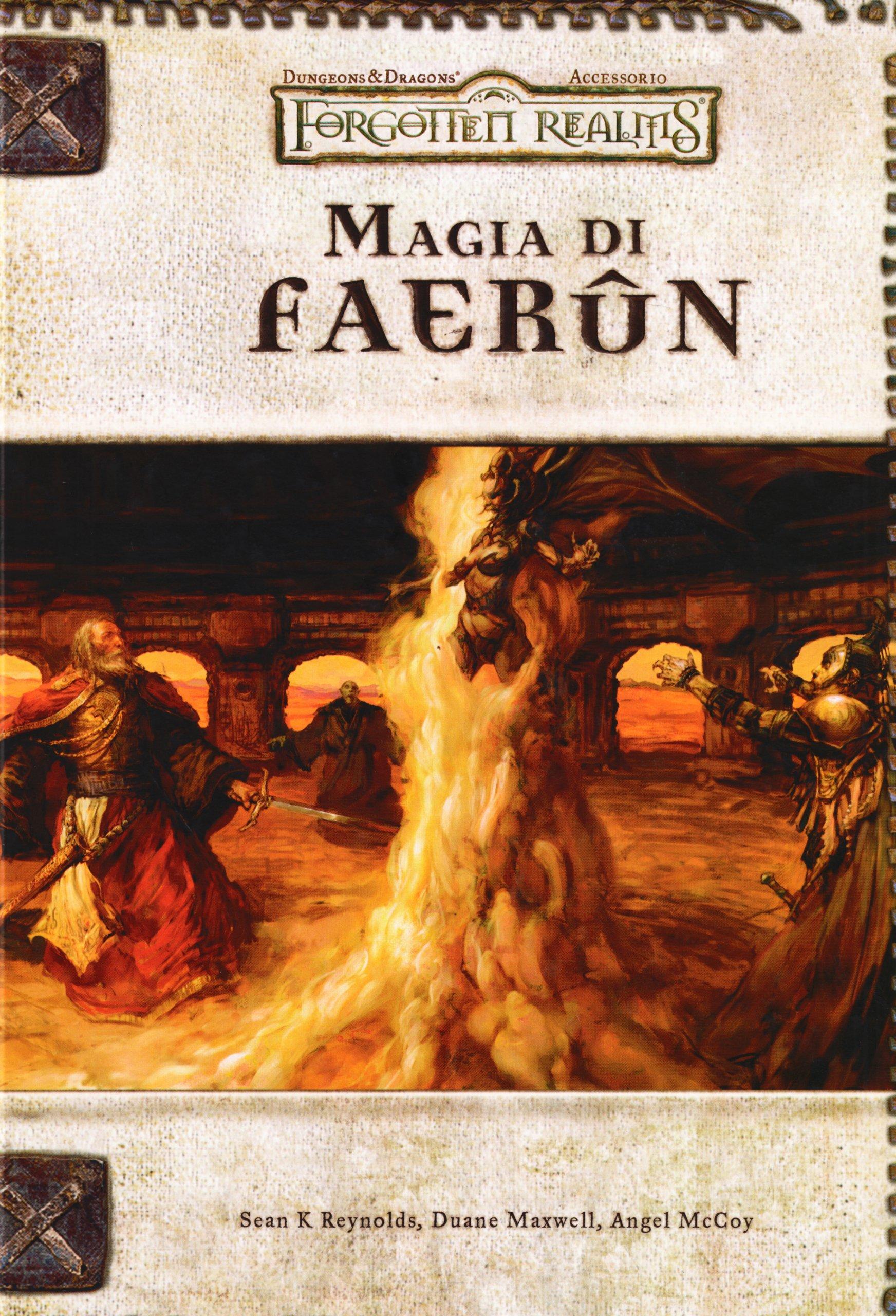 Magia di Faerun - 3.5
