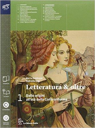 Letteratura & oltre. Con guida all'esame. Per le Scuole superiori. Con e-book. Con espansione online