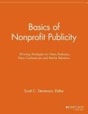 Basics of Nonprofit Publicity