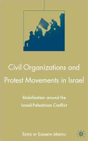 Civil Organizations and Protest Movements in Israel