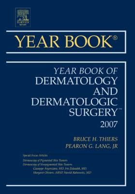 Year Book of Dermatology and Dermatologic Surgery