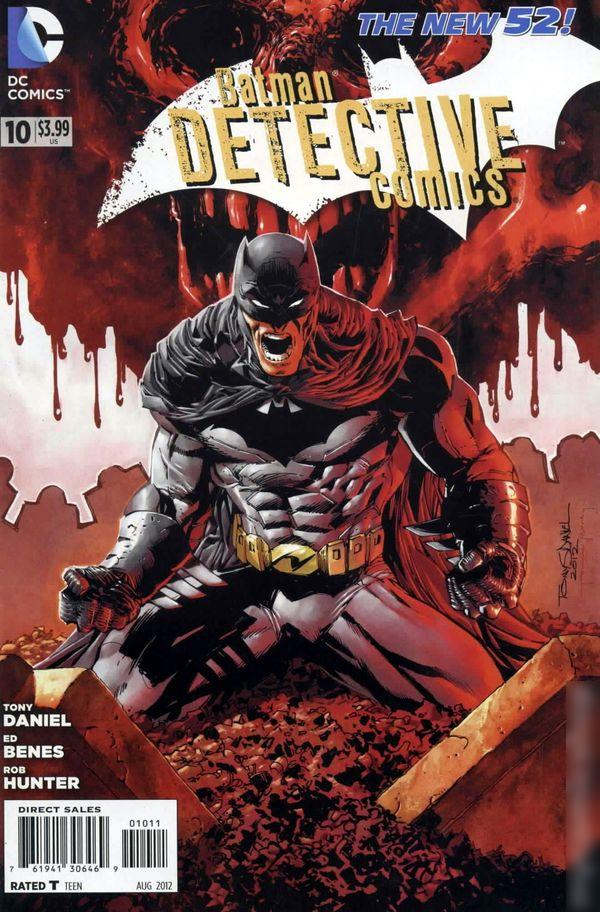 Detective Comics Vol...