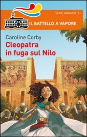 Cleopatra in fuga sul Nilo