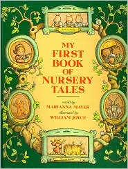 My first book of nursery tales