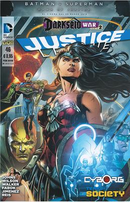 Justice League n. 46