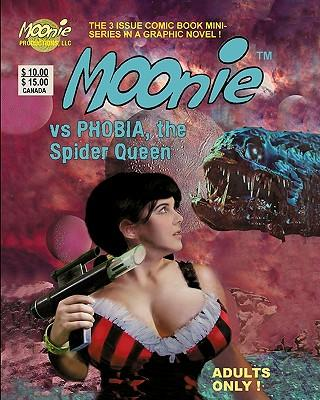 Moonie Vs Phobia, the Spider Queen