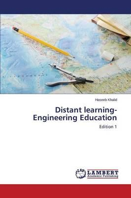Distant learning-Engineering Education