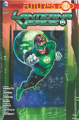Futures End - Lanterna Verde
