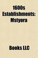 1600s Establishments