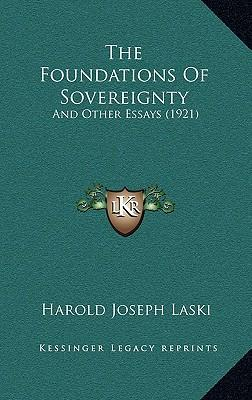 The Foundations of Sovereignty