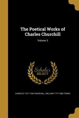 POETICAL WORKS OF CHARLES CHUR