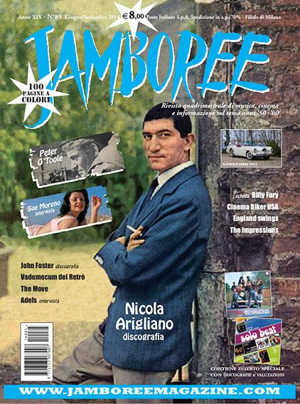 Jamboree n. 85 (giugno/settembre 2014)