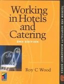 Working in hotels and catering
