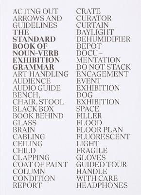 The Standard Book of Noun-Verb Exhibition