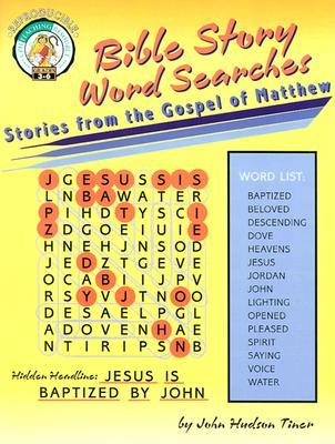 Bible Story Word Searches