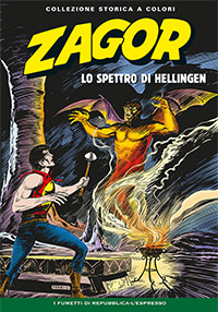 Zagor collezione storica a colori n. 106