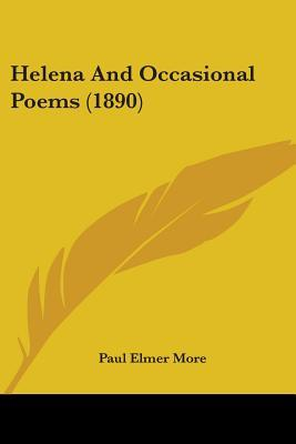 Helena and Occasional Poems (1890)