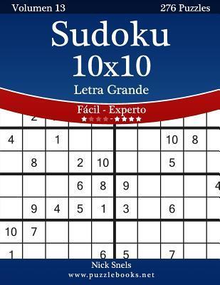 Sudoku 10x10 Impresiones