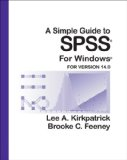 A Simple Guide to SPSS, Version 14.0
