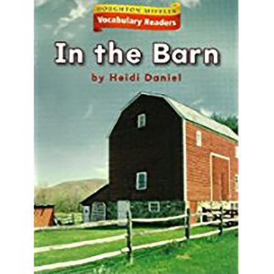 In the Barn, Level 1 Theme 6.2