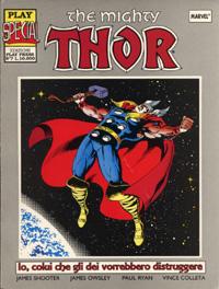 Thor: Io, colui che ...