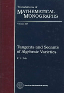 Tangents and Secants of Algebraic Varieties