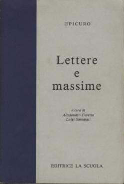 Lettere e massime