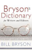 Dictionary for Writers and Editors