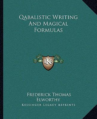 Qabalistic Writing a...