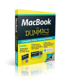 MacBook For Dummies, 4th Edition, Book   Online Video Training Bundle