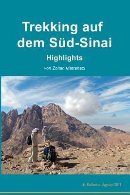 Trekking Auf Dem Sud-Sinai
